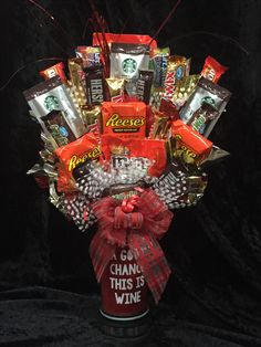 Candy Bouquet for the chocolate 🍫 & coffee ☕️ lover