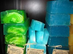 Soap from Stenders Soap Factory