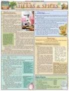 Chef'S Guide To Herbs & Spices (Quickstudy: Home) - http://spicegrinder.biz/chefs-guide-to-herbs-spices-quickstudy-home/