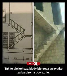 Architect Fails: They Had One Job but Failed Hilariously Construction Fails, Construction Worker, Construction Safety, Ingenieur Humor, You Had One Job, Take The Stairs, Sarcasm Humor, Civil Engineering, Haha