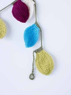 Holiday Crochet Decorations