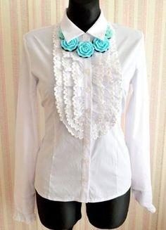 Įsigyk mano drabužį #Vinted http://www.vinted.lt/moteriski-drabuziai/marskiniai/21735610-stilingi-elegantiski-baltos-spalvos-marskiniai