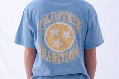 """Tennessee Tristar and State Flag Products by Volunteer Traditions tagged """"Tennessee T-Shirts"""" 