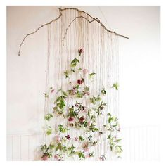 Loving this! #amazing #floral #love #pretty #interiors