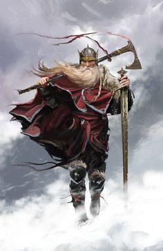 Señor Vikingo!