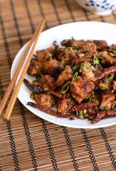 If you love kung pao chicken, try Sichuan wok-fried chicken, a smokier and spicier version of the takeout standby.