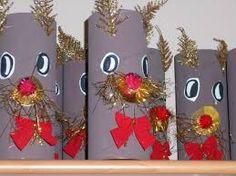 Αποτέλεσμα εικόνας για χριστουγεννιατικες κατασκευες με ανακυκλωσιμα υλικα