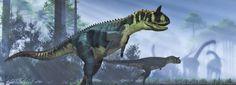 Carnotaurus by PaleoGuy