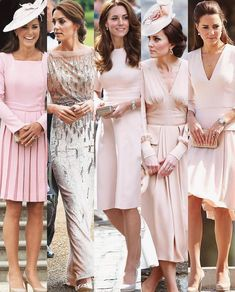 The Duchess like pink…. – The Duchess like pink…. Kate Middleton Outfits, Kate Middleton Stil, Estilo Kate Middleton, Princesse Kate Middleton, Kate Middleton Prince William, Prince William And Catherine, The Duchess, Duchess Of Cambridge, Kate Dress