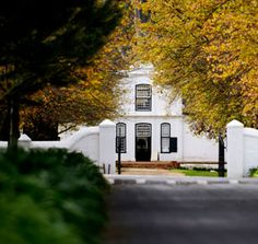Wonderful wines + beautiful architecture = Stellenbosch, of course. Beautiful Architecture, Beautiful Buildings, South African Homes, Cape Dutch, Wine Tourism, Dutch House, Namibia, Dutch Colonial, Out Of Africa