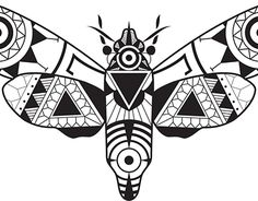 "Check out new work on my @Behance portfolio: ""Polynesian butterfly, tattoo sketch, vector"" http://be.net/gallery/48556683/Polynesian-butterfly-tattoo-sketch-vector"