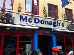McDonagh's for Fish and Chips