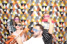 THIS Block Party, Sacramento - Giggle and Riot Funbooth Photo Booth