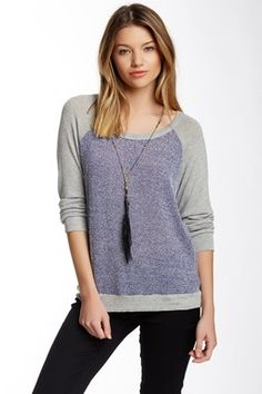 Kenny Long Sleeve Sweater Pullover