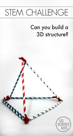 How For Making Candles In Your House - Solitary Interest Or Relatives Affair Can You Build A Structure Using Just Three Materials? Fun Stem Challenge For Kids. Steam Activities, Science Activities, Creative Activities, Science Experiments, Stem Projects, Science Projects, Engineering Projects, Stem Science, Science For Kids