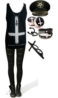 """""""Believe In Yourself"""" by bvb3666 ❤ liked on Polyvore"""