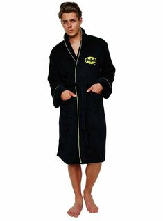 DC Comics Batman Robe One Size TD089 NN 01  fashion  clothing  shoes   508a25930