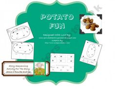 Get ready for potato fun in your classroom!