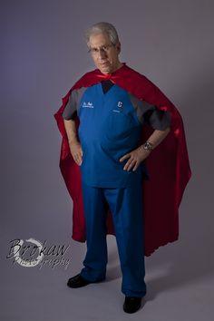 Super Bob, the Computer Doctor