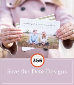 356 Save the Date Designs: Find a Wedding Save the Date design that fits your style. Introduce the big day in a stylish way. | Shutterfly