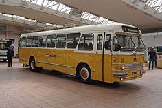 1961 Leyland-Verheul semitouringcar 4282,Citosa, Waddinxveen.