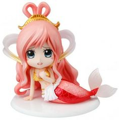 "Crunchyroll - Store - Princess Shirahoshi ""One Piece"" Bandai Chibi-Arts (Static Figure)"