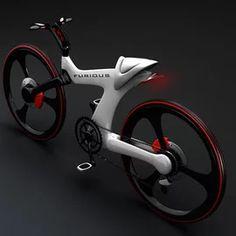 Nenad Kostadinov - Furious Sports Bicycle Concept by Nenad Kostadinov