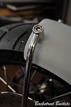 Motorcycle Fender Bracket