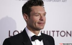 Ryan Seacrest net worth is around $225 million. He is a famous American radio shows host and TV shows host. He is famous for his radio programs..