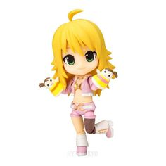 THE IDOLM@STER CU-POCHE (ACTION FIGURE) : Miki Hoshii – HYPETOKYO
