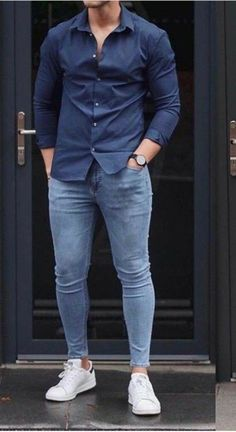 120 cool men's casual fashion – page 1 Blazer Outfits Men, Outfits Casual, Stylish Mens Outfits, Mode Outfits, Men Blazer, Outfit Hombre Casual, Formal Men Outfit, Casual Wear For Men, Casual Clothes For Men
