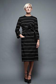 vintage 60s Donald Brooks shift dress wool knit by shoprabbithole, $178.00