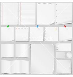 Paper vector 876602 - by _human on VectorStock®