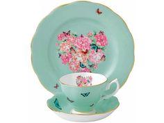 Royal Albert Miranda Kerr Blessings 3-Piece Tea Place Setting