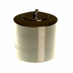 Arthur Price tea caddy in silver plate  Shop online at www.babingtons.com