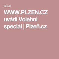 WWW.PLZEN.CZ uvádí Volební speciál   Plzeň.cz