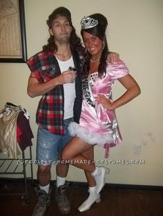 Hillbilly girl and halloween stock photography redneck hillbilly redneck costume ideas for couples solutioingenieria Choice Image