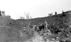 A Part of the Crater Resulting from the Braamfontein Dynamite Explosion | Flickr - Photo Sharing!