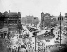 Berlin - Potsdamer Platz, 1924