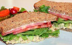 Tuna Fishless Salad