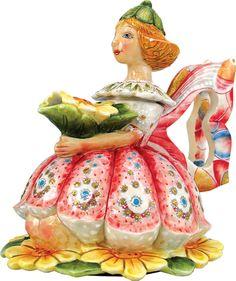 Is Porcelain China Code: 9829372054 Ceramic Teapots, Porcelain Ceramics, China Porcelain, Porcelain Dinnerware, Painted Porcelain, Teapot Cookies, Teapots Unique, Tea For One, Tea Pot Set