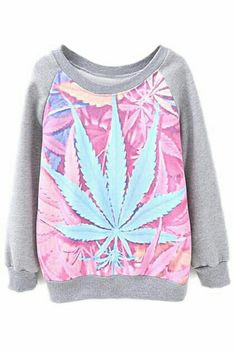 Weed Sweater ♡