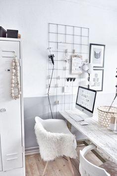 Bright and modern Scandinavian office