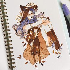 By Sibylline Illustration & Comics