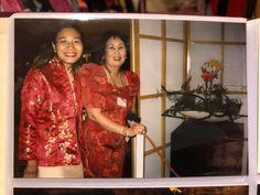40th Anniversary, Ikebana, Respect, Flora, Sari, Journey, Teacher, Photoshoot, Memories