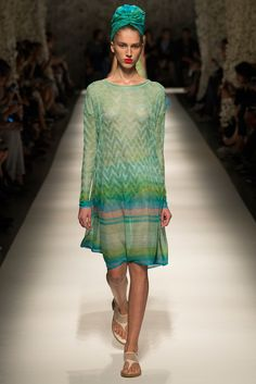Missoni Spring 2015 Ready-to-Wear - Collection - Gallery - Look 35 - Style.com