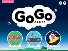 Autism App for iPad: Go Go Games - Love this app developed by Stanford University researchers specifically for kids with autism! http://www.autismpluggedin.com/2012/11/autism-app-for-ipad-go-go-games.html