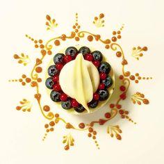 Amazing Dessert by @chefbaran via @PhotoAroundApp: Use #chefsplateform for get…