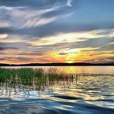 Lohja, Finland! Beautiful Scenery, Beautiful World, Finland Summer, Future Days, Peaceful Places, Far Away, Nature Photos, Acrylics, Sunsets