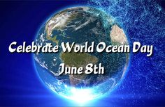 June 8 is #World #Ocean Day! We hope you've enjoyed the 30 Days of Oceans. This #video says it all as we continue to 'Celebrate the Ocean!'